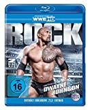 WWE - The Epic Journey of Dwayne The Rock Johnson [Blu-ray]