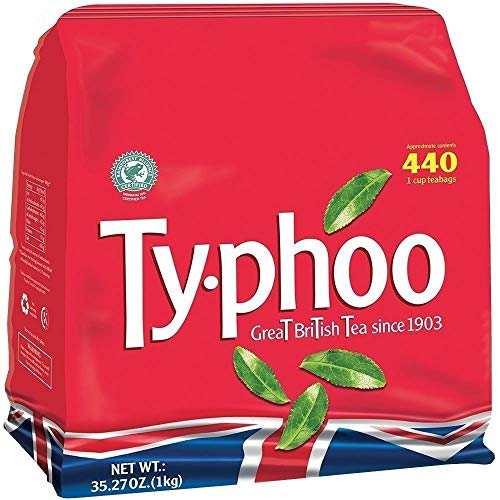 Typhoo - Great British Tea (440 TB - e1000g)