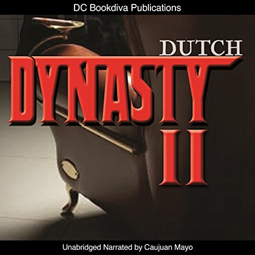 Dynasty 2 audiobook cover art