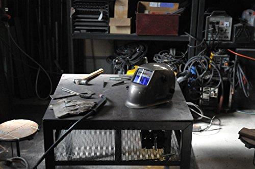 SUZUKID『液晶式自動遮光溶接面アイボーグアルファ2』