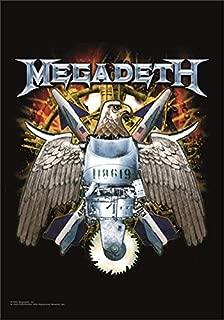 Bioworld Merchandising - Megadeth Textile Poster Eagle 75 x 110 cm
