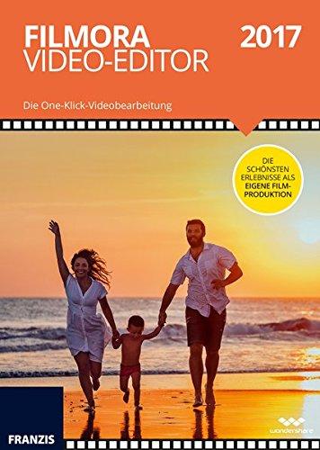 Filmora Video-Editor 2017|1|-|-|Für Windows PC|Disc|Disc