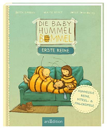 Die Baby Hummel Bommel - Erste Reime: Kitzel- und Fingerspiele zur Stärkung der Motorik und Aufmerksamkeit, Trostverse sowie Reime für jede Tages- und ... ab 0 Monaten (Die kleine Hummel Bommel)