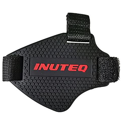 Protector Cambio Marchas Moto Protector de Zapatos de Moto Cojín del Cambio de Marcha de la Motocicleta Moto Botas Protector Equipo de Protección Ajustable Antideslizante Resistente al Desgast