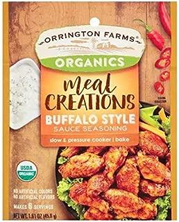 Orrington Farms Creations Buffalo Style Meal 1.61 oz - Pack of 12