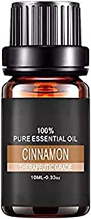 MADETEC 10ML Diffuser Oils Essential Oils Cinnamon 100% Pure and Natural Oils for Aromatherapy Diffuser Humidifiers