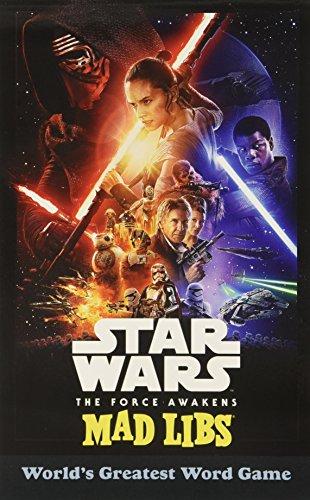 Star Wars: The Force Awakens Mad Libs