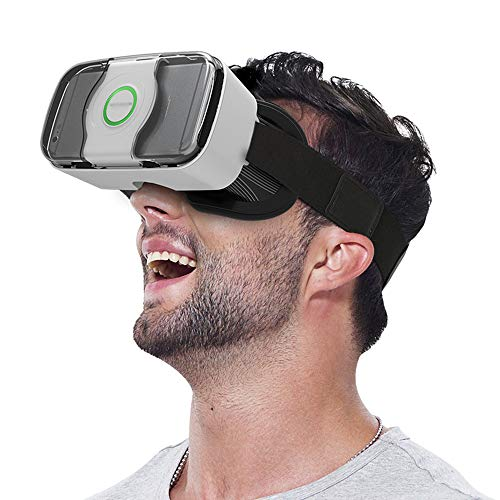 Review Of LH 3D Virtual Reality VR Headset VR Glasses for 4.7-5.5 inch Smart Phones to Watch Movies ...