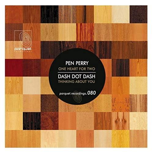 Pen Perry & Dash Dot Dash