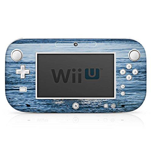 DeinDesign Skin kompatibel mit Nintendo Wii U Gamepad Folie Sticker Orca Wal Meer