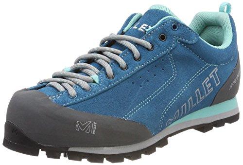 MILLET LD Friction, Zapatillas de Senderismo Mujer, Multicolor (Ocean Depth 000), 37 1/3 EU