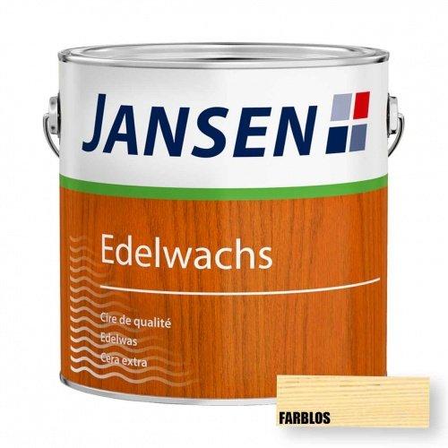Jansen Edelwachs farblos 2,5l   Holzwachs
