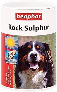 rock sulphur for dogs