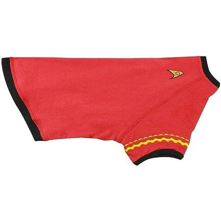 The Coop Star Trek Red Uniform Dog Shirt