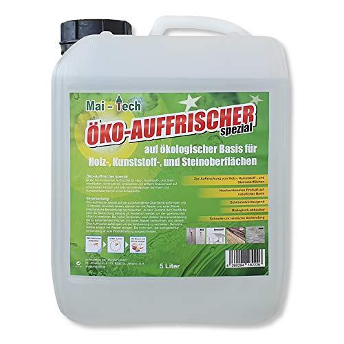 Mai-Tech Öko-Auffrischer spezial | Universeller Reiniger für Holz-, Kunststoff- und Steinoberflächen (5 Liter)