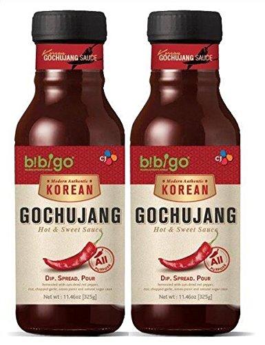Korean Gochujang Sauce