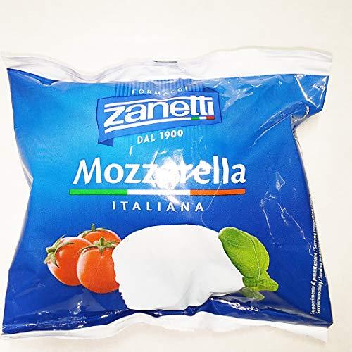 モッツァレーラ バッカ ザネッティZanetti イタリア産 チーズ 毎週水・金曜日発送