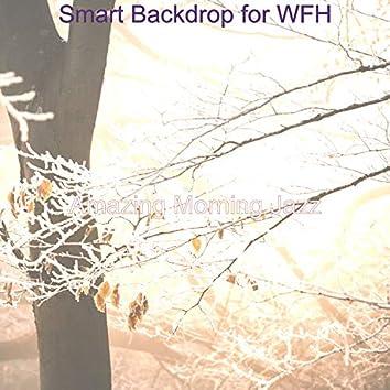 Smart Backdrop for WFH