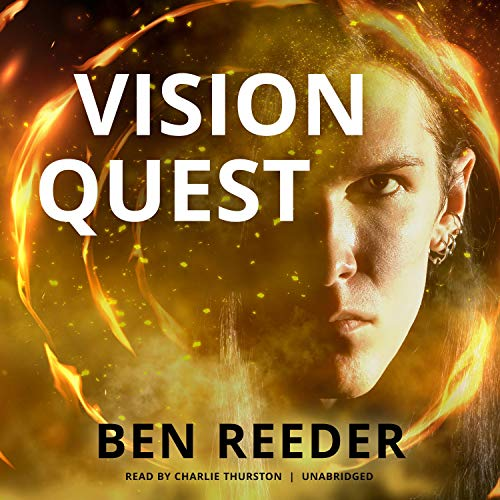 Vision Quest Audiobook By Ben Reeder cover art