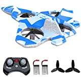 Mayceyee F22 RC Drones for Kids and Beginner, Easy to Fly and Hover, RC Helicopter Quadcopter...