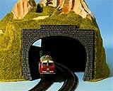 Portale Tunnel Binario Doppio 15,5x12,5 cm (2 pz) Ho