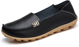 Best womens leather loafers size 9 Reviews