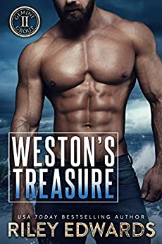Weston's Treasure (Gemini Group Book 3) by [Riley Edwards]