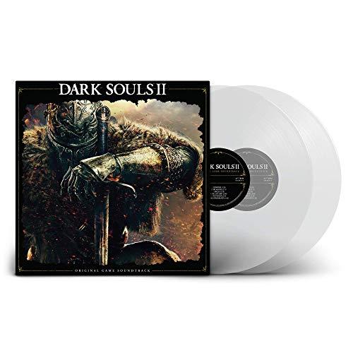 Dark Souls II Clear Edition 2LP Original Soundtrack