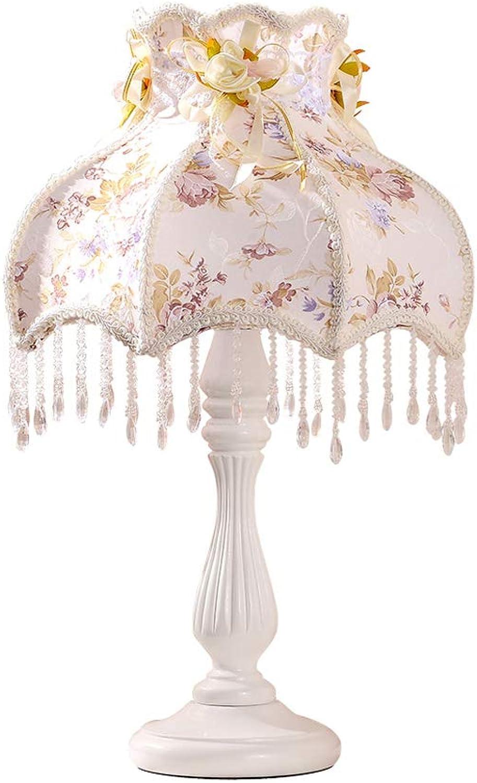 Tischlampe ZB, modernes einfaches kreatives justierbares warmes Licht Schlafzimmer Nachttischlampe 34  53cm A+