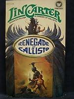 Renegade of Callisto 0440143772 Book Cover