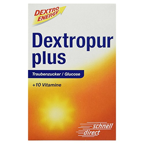 Dextro Energy Dextropur Plus Traubenzucker, 400g
