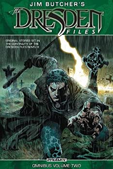 Jim Butcher s The Dresden Files Omnibus Volume 2