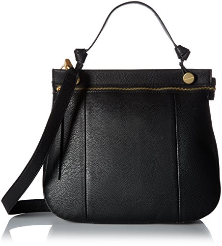 Foley + Corinna Rebel Covertible Crossbody, Black