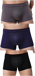 Mens Anti-Microbial Underwear Magnets Health Therapy Boxers Shorts