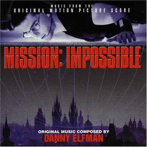 ミッション:インポッシブル(オリジナル・スコア・ヴァージョン)