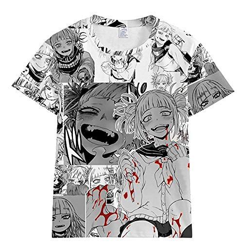 Charous Anime Boku No My Hero Academia Cosplay Halloween Kost¨¹m Sweatshirt Hoodie f¨¹r Frauen M?nner