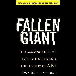 Fallen Giant cover art