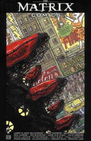 The 'Matrix' Comics