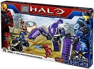Mega Bloks Halo Anniversary Versus Covenant Locust Attack