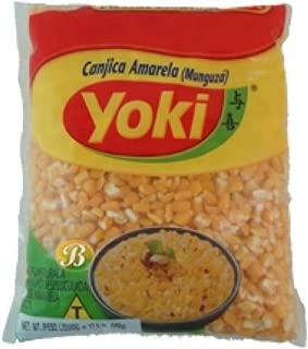 Yellow Canjica Yoki 500 grams