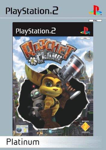 Playstation 2 - Ratchet & Clank 1 (mit OVP) (gebraucht)