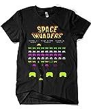 4188-Camiseta Premium, Space Invaders-M