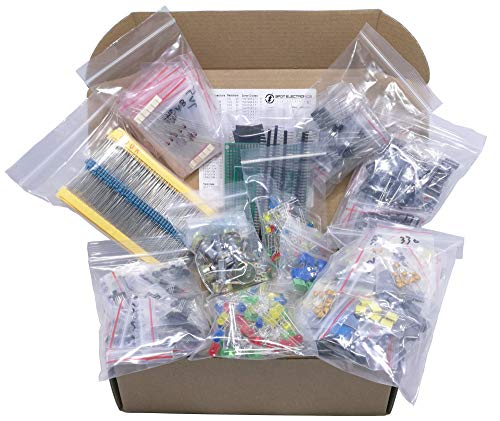 XL Electronic Component Kit Asso...