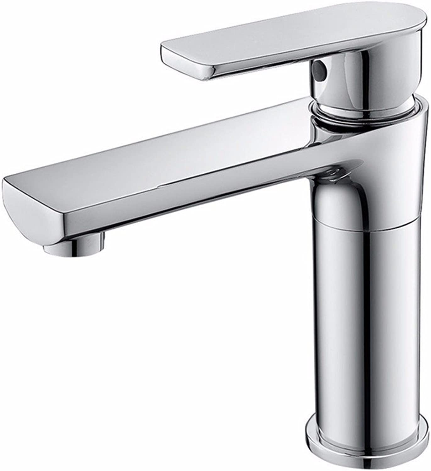 LIANTIAN Single Hole redating Faucet hot and Cold Copper Kitchen Bathroom Vanity wash Basin Basin Mixer Bathroom Sink Taps