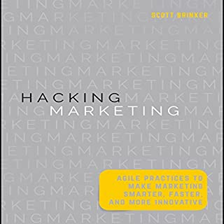 Hacking Marketing cover art