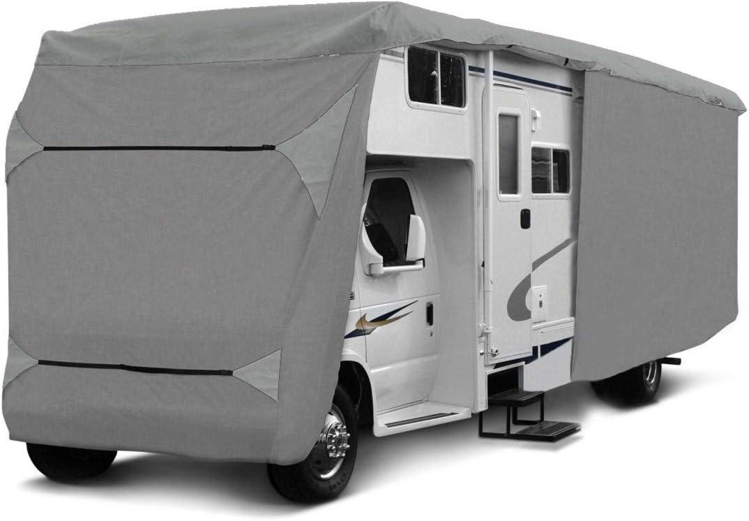 1plus Wohnmobil Schutzhülle Schutzhaube Für Campingmobile In Verschiedenen Größen 970 X 235 X 275 Cm Auto