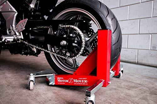 Original Motorrad Rangierhilfe (Tragkraft 450kg)