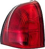 Dorman 1611389 Passenger Side Tail Light Assembly for Select Lincoln Models