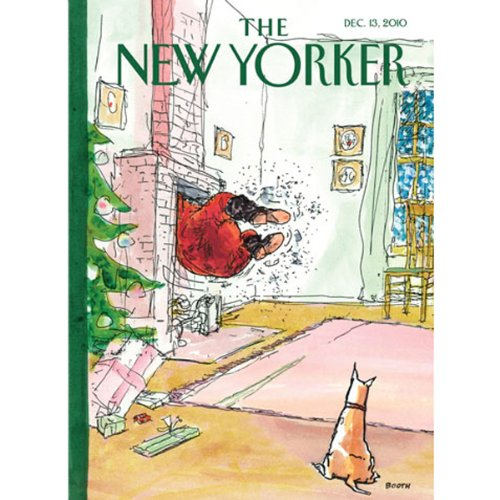The New Yorker, December 13th 2010 (Ariel Levy, John Cassidy, John Lahr) copertina
