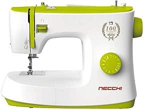 NECCHI(ネッキ) 電動ミシン フットコントローラー付き K408A